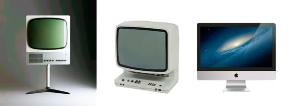 Пример с телевизором и монитором