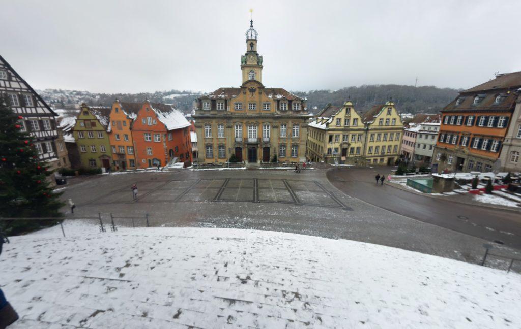 Швебиш-Халль (нем. Schwäbisch Hall)